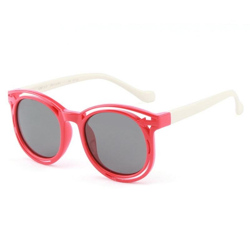 Children Sunglasses Elastic Girls Polarized Sunglasses