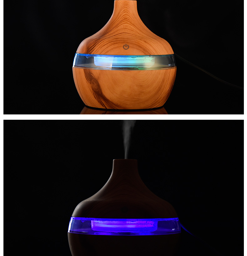 LED Electric Essential Humidifier