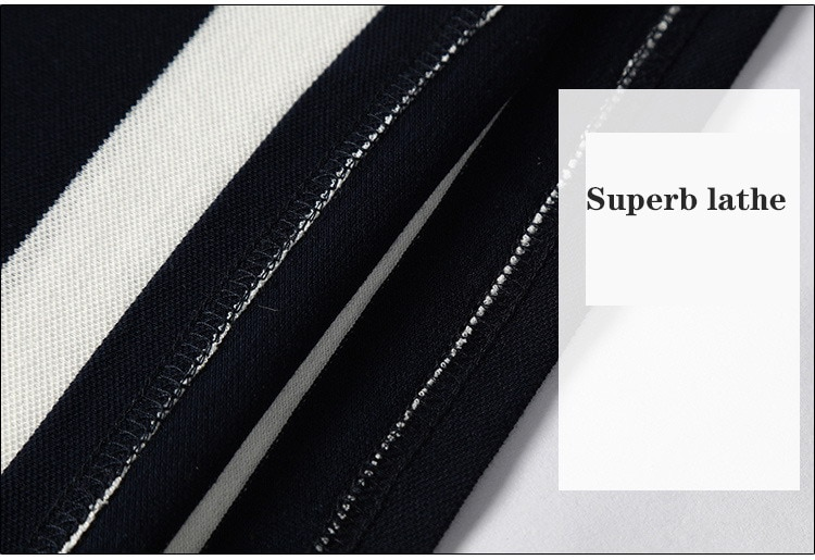 brand casual summer new striped short sleeve polo shirt men top quality cotton mens Lapel polo tee shirts fashions tops