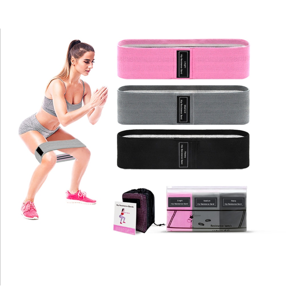 Fitness Resistance Bands Loop Elastic Band for Fitness Yoga Expander Gum Latex Rubber Bands Sport Workout Exercise Gym Equipment