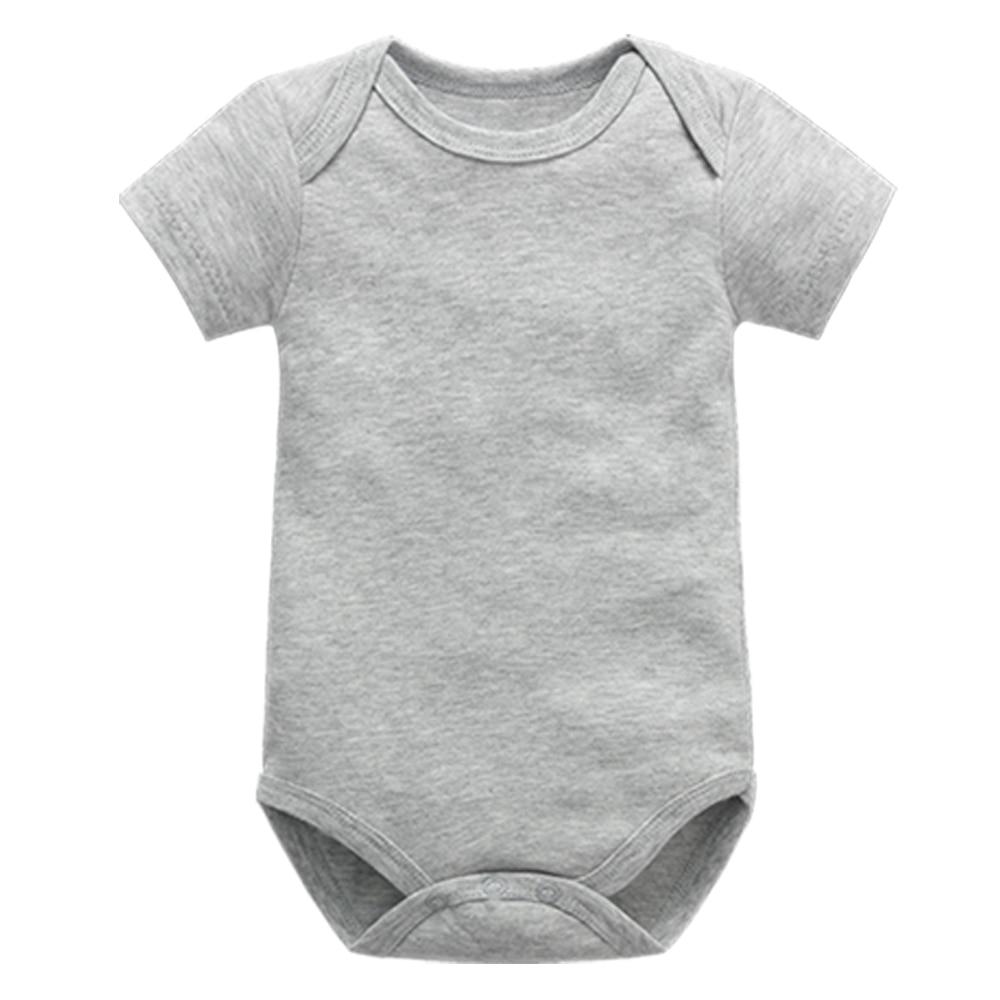 Autumn winter baby girls bodysuit newborn boys long sleeve solid 100%cotton 0-24 months baby clothes