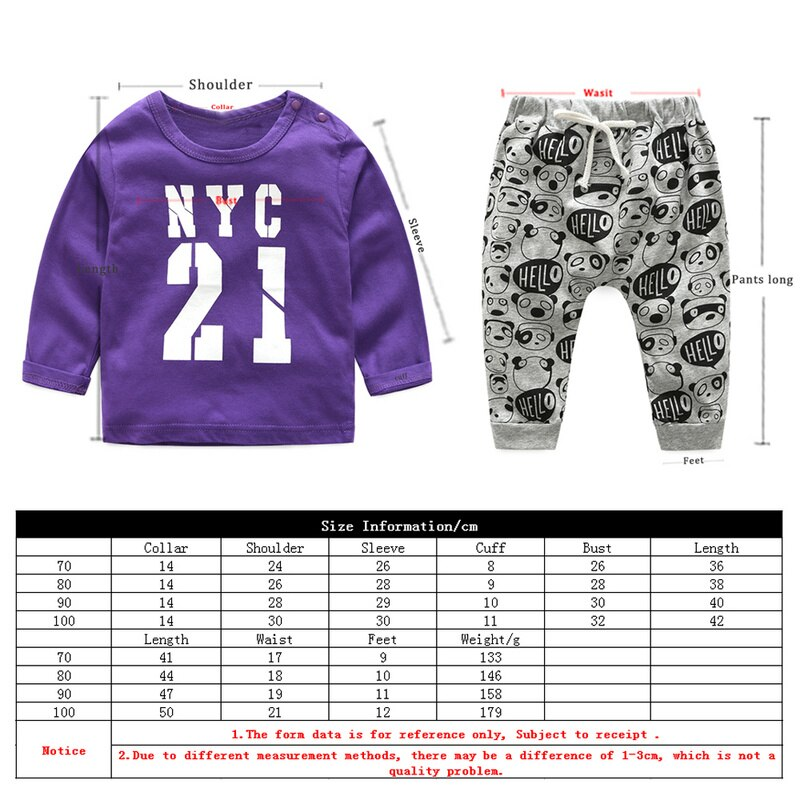 Tem Doger Baby Clothing Sets Autumn Spring Newborn Baby Boy Girl Clothes Hooded Tops+Flowers Pants 2PCS Pullovers Infant Outfit