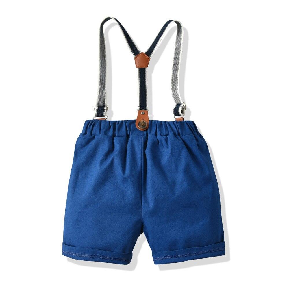 PureMilk Baby Boys Clothes Minigentleman Baby Clothing Set Summer clothing Set