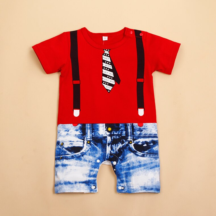 Pudcoco Boys Jumpsuits NEW Baby Boys Kids Overalls Costume Suit Grow Outfit Romper Pants Clothes 3-24M
