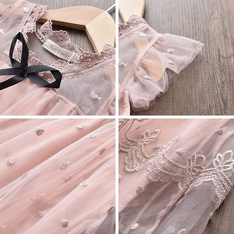 Girl Casual Dress 2021 New Summer Fashion Princess Dresses Girls Sweet Costumes Cute Outfits Baby Girls Dress Vestidos for 3 7Y