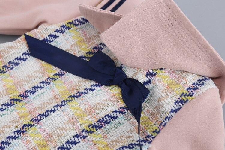 Baby Girls' Winter Sweet Fashion plus Velvet Long Sleeve Dress Long Sleeve Bow Ruffle Princess Dress kids baby girl cloths