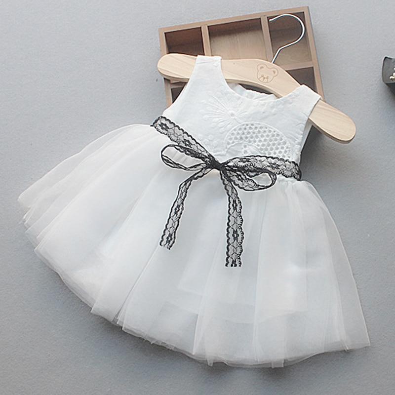 Baby Clothing Sets 2020 Girls Cute Summer Sleeveless Dress Girl 2Pieces Sets Short Pants+Dress Set Stripe Patten for Baby 6-24M