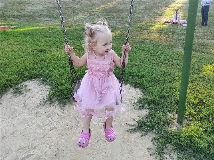 Baby Dresses for Girl Summer Christening Dress for Baby Girl Lace Vestido Infantil 1 Year Dresses Party and Wedding White Dress
