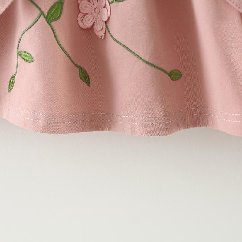LZH 2021 New Autumn Baby Girls Casual Cotton Shirt+Strap Dresses For Baby Princess Dress Newborn Baby Clothes Infant 2pcs Dress