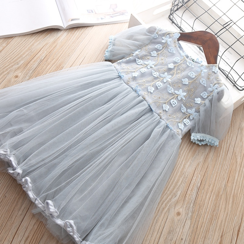 infant clothes girl summer new baby girls dress Kids white first birthday 1 year lace Cute party dresses Newborn princess Dress