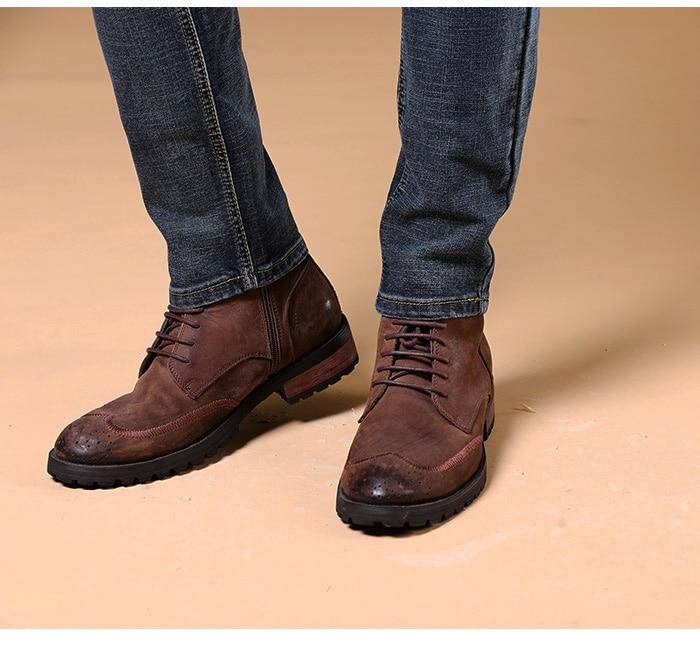 Warm Jeans Men winter High Quality Brand velvet Fleece Straight Retro Jean trousers Skinny flocking warm men's pants male 28-40