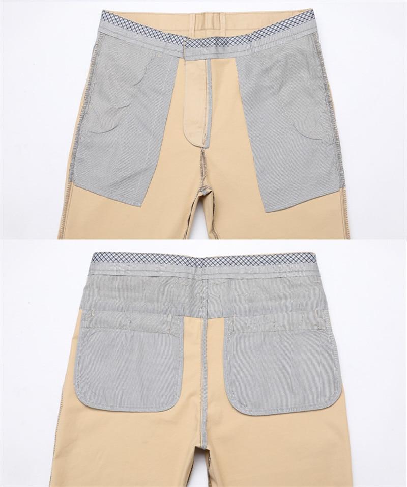 men's pants High Quality dress pants men business trousers Office casual social pants men's classic pants men suit pants