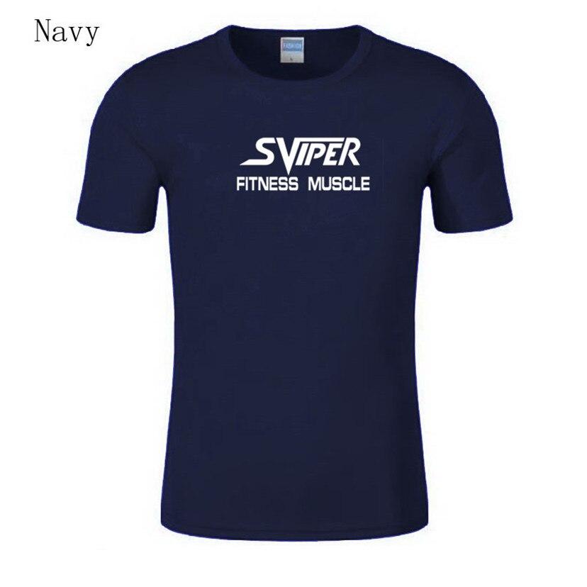 Men Running T Shirt Fitness Muscle Super VIP Summer Mesh Quick Drying T-Shirt Big Logo Printed Short Sleeve Top