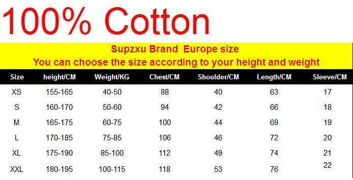 Cotton men's T-shirt + trousers Men's brand two-piece track and field sportswear casual T-shirt fitness and comfortable sports s