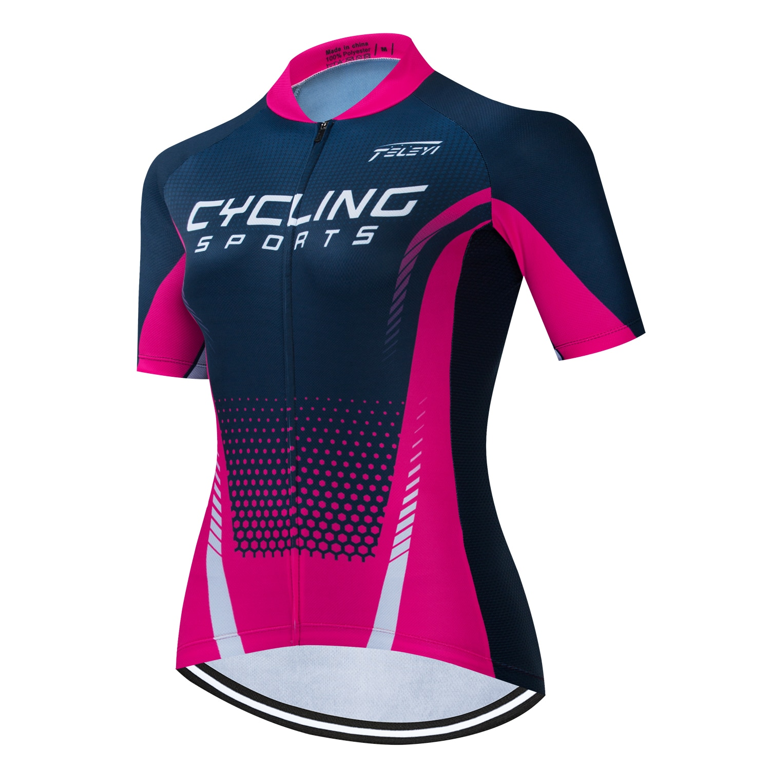 New Team Cycling Jersey Women Summer Short Sleeve MTB Bike Jersey Maillot Ciclismo Outdoor Racing Sport Bicycle Shirt