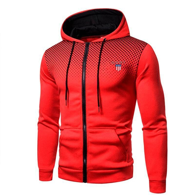 Track suit individual suit men's tracksuit hoodie tracksuit men's casual streetwear men's 2020 new look