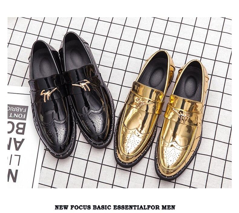 2021 new classic leather men's leather shoes fashion wear men's formal shoes men's Oxford fashion business dress men's shoes