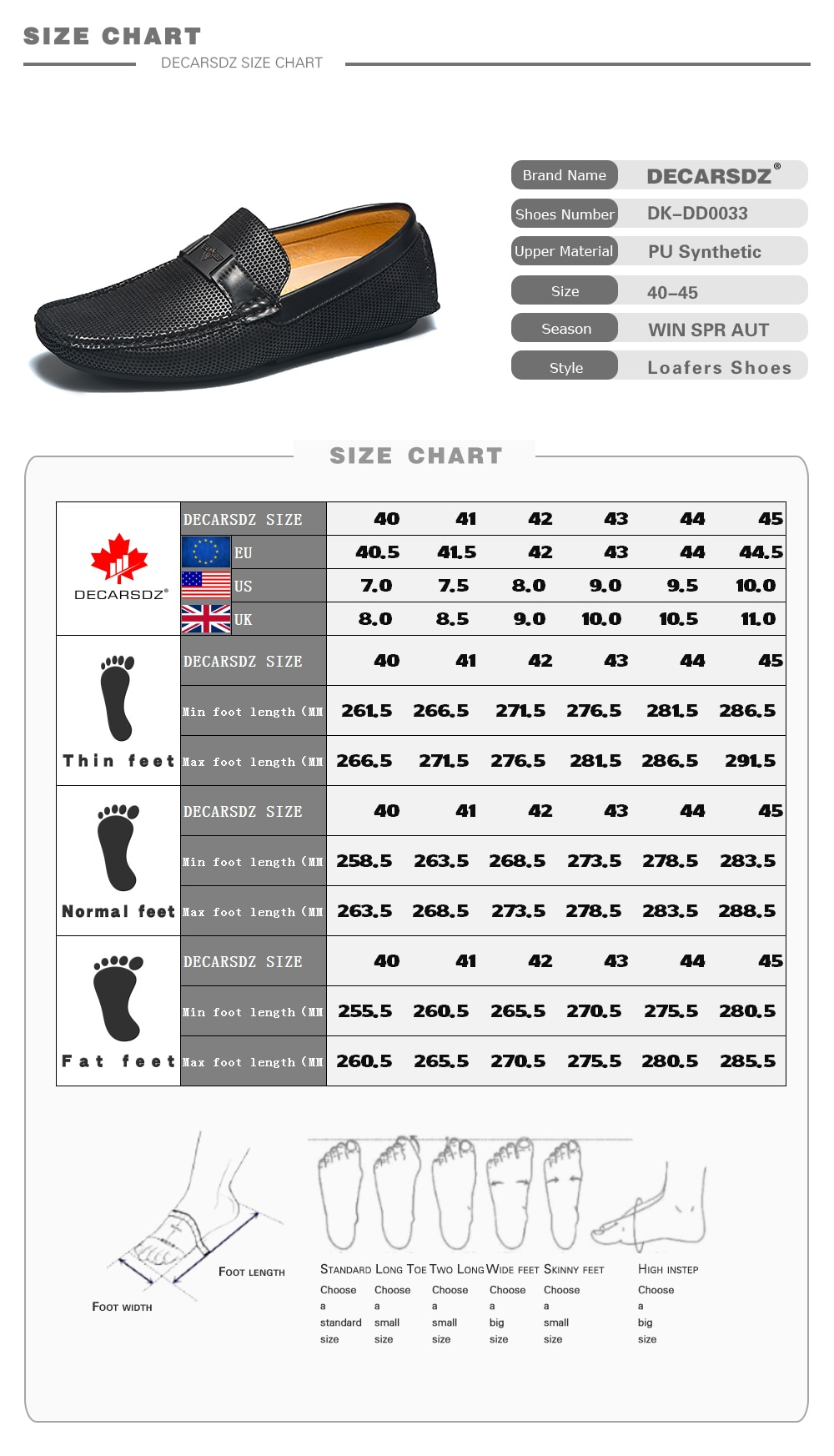 DECARSDZ Men Shoes 2021 Spring Summer Autumn Fashion Loafers Shoes Men Classic Brand High Quality Leather Comfy Drive Boat Shoes