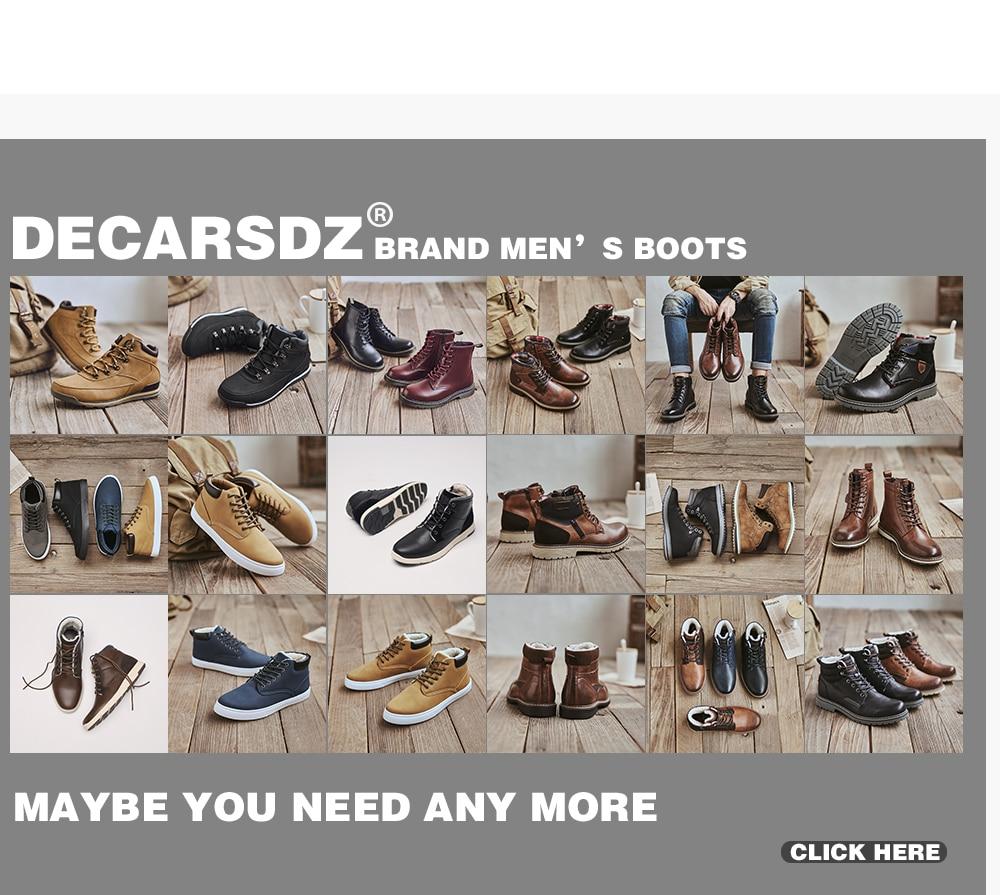 DECARSDZ 2021 Men Shoes Autumn Luxury Leather Fashion Shoes Loafers Boat Men Drive Flat Footwear Classic Comfy Men Casual Shoes