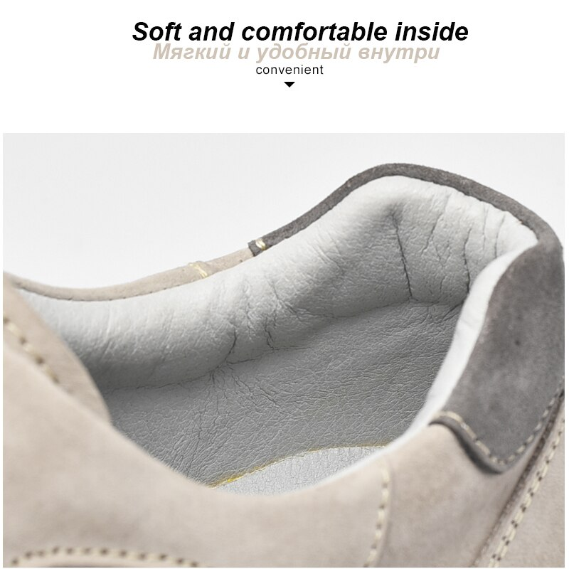 New Fashion Suede Leather Shoes Mens Loafers Octopus Casual Leather Shoes Soft Driving Shoes Flats Walking Men's Shoes Big Size