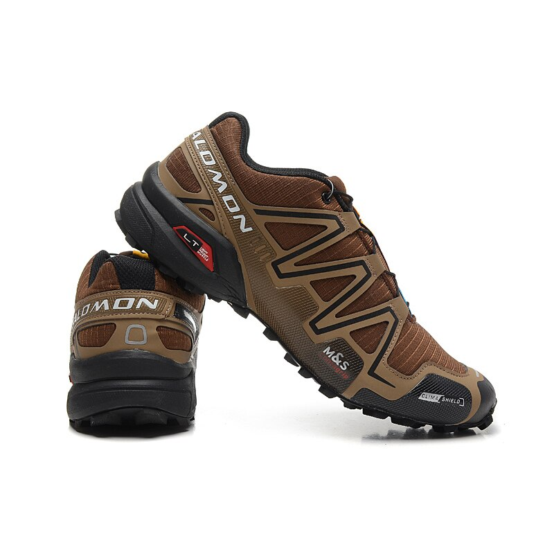 Original Top Quality Speed Cross 3 Mens Designer Outdoor Running Shoes Sport Athelitic Shoes Walking Shoes Chaussures De Course