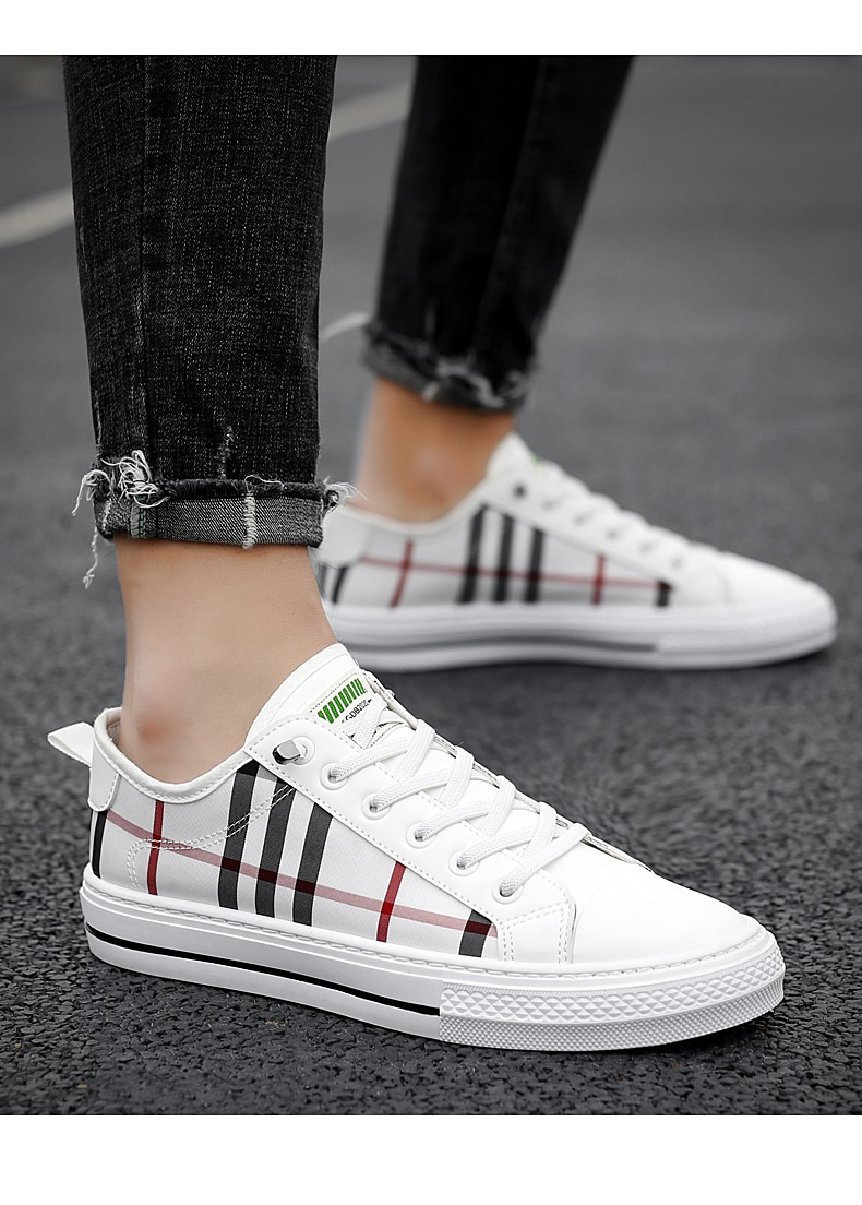 Summer Canvas Shoes for Men Breathable Vulcanize Shoes Men Sneakers Light Men Casual Walking Shoe Non-slip Dropshipping Rozoball