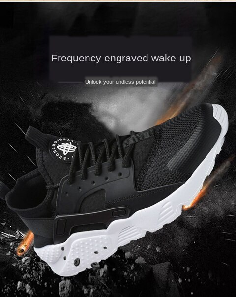 Summer Couple Running Shoes Breathable Outdoor Men's Sports Shoes Breathable Fashion Sport Shoes Training Shoes Zapatos De Mujer