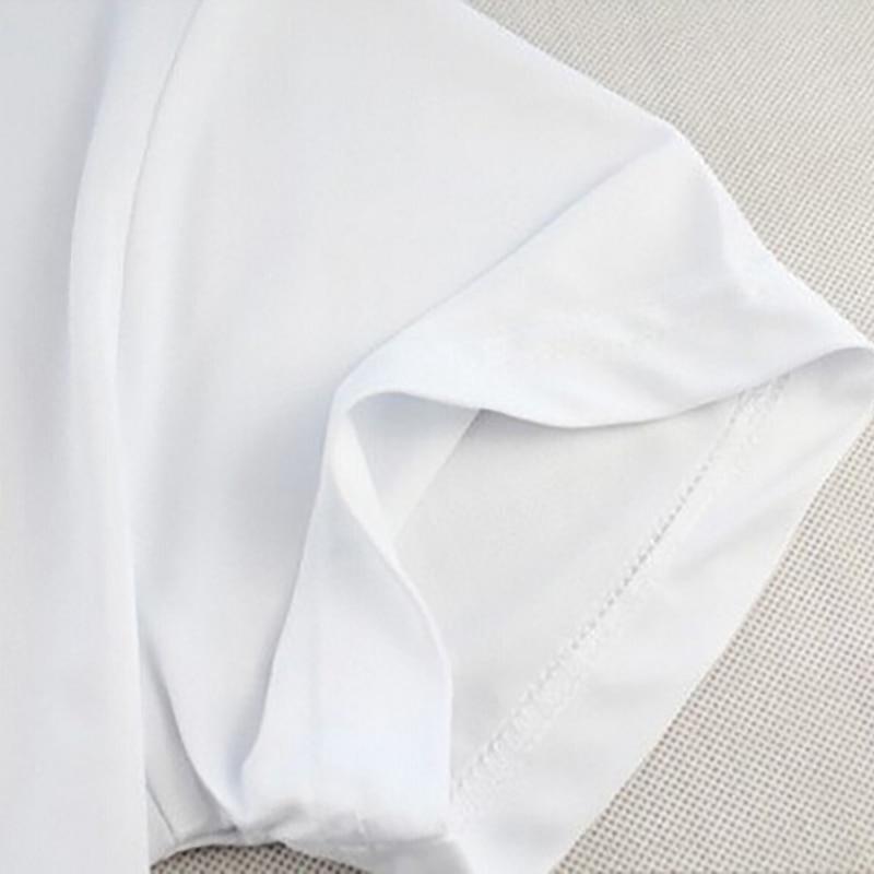 Women's T-shirt cartoon cat simple white T-shirt female summer Harajuku T-shirt short sleeve women O-neck graphic T-shirt female