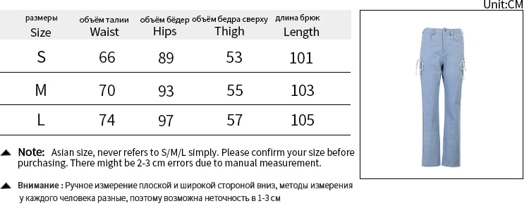 Sexy Jeans Women 2021 Spring Summer Hollow Drawstring Jeans Light High Waist Washed Trousers Casual Straight Close-Fitting Pants