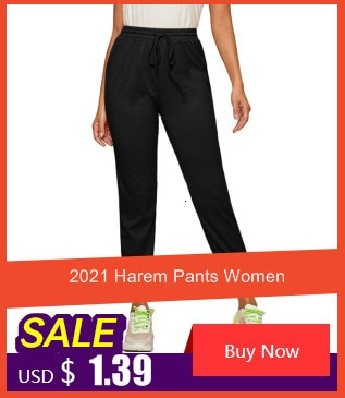 Harem Pants Women Casual Fashion Hip Hop Dance Sport Running Jogging Harem Pants Sweatpants Loose Trousers Femme