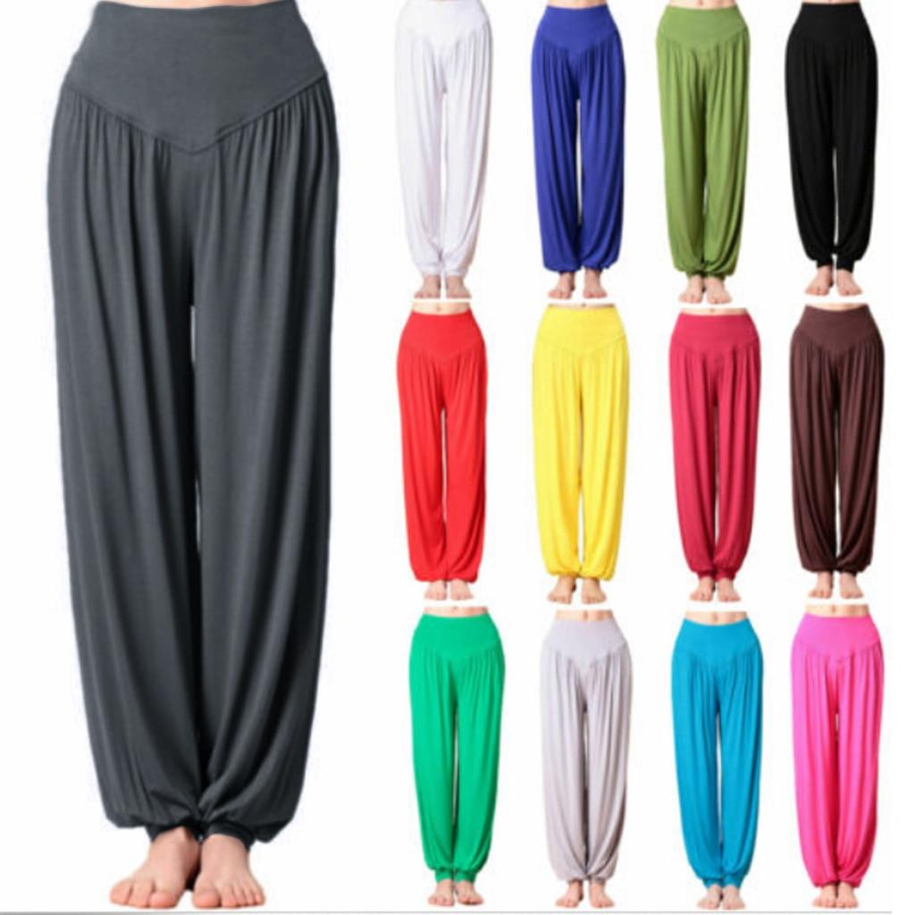 Indian Ali Baba Harem Women Trousers Aladdin Gypsy Baggy Genie Hippie Pants 649C