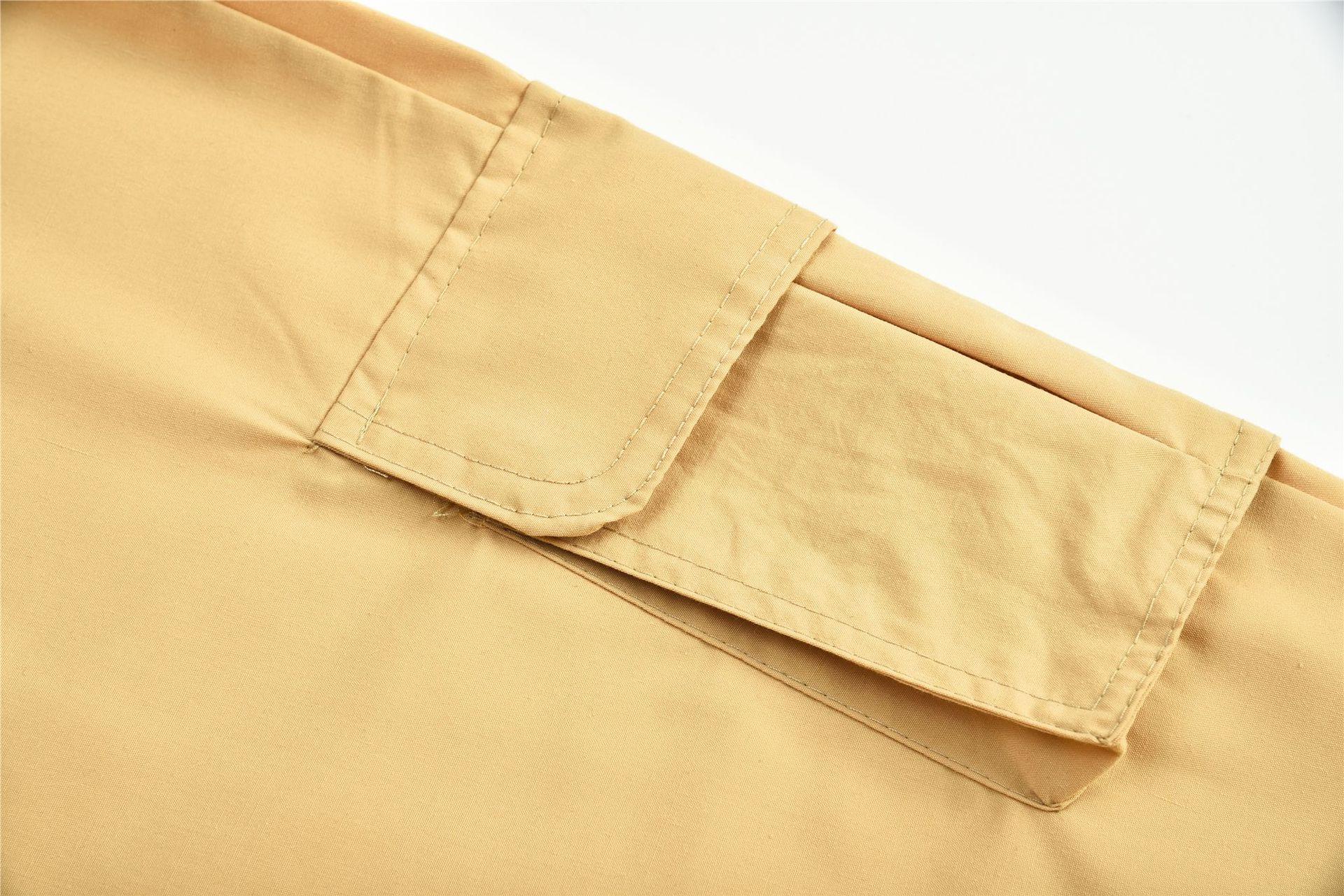 Pockets Cargo Pants Women High Waist Loose Streetwear Pants Harajuku Tactical Trouser Hip Hop Joggers Pants Woman Cloth