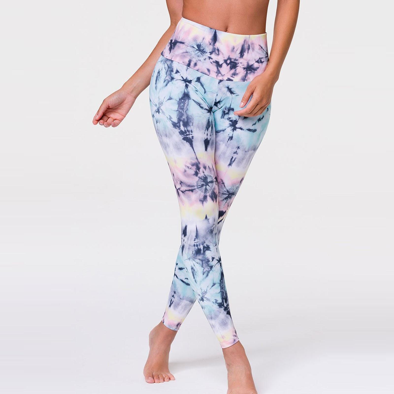 30# Women's Seamless Leggings Sports Training Fitness Tummy Leggins Control Running Printed Legging Workout Pants брюки женские