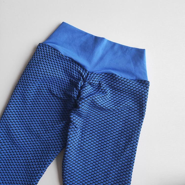 Women's High Waist Yoga Pants Scrunch Butt Leggings For Women Slimming Booty Running Sport Pants Fitness Gym Tights