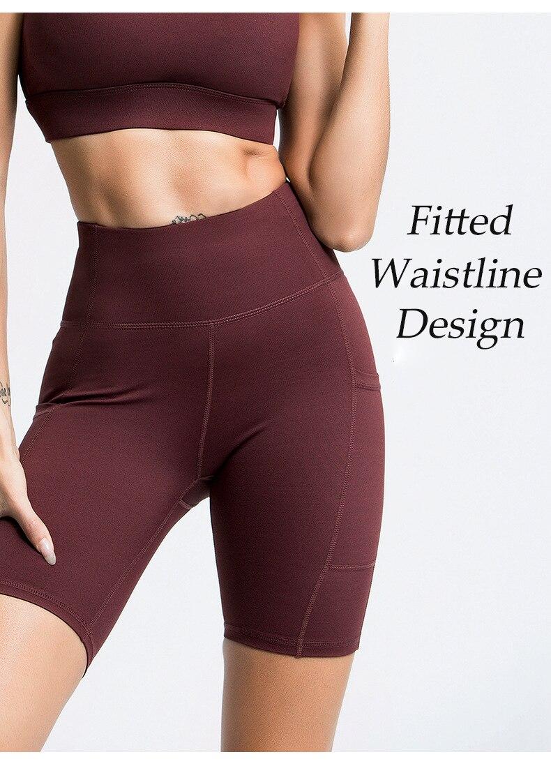 2020 Women Sport Workout Yoga Fitness Gym Set Suit Clothes Sets Costume For Women Sports Bra + Short 2 Piece Fitness Kit