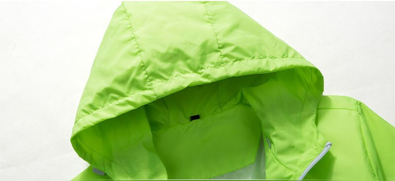Men And Women Spring  Sports Jacket Quick-drying Women's Hooded Outdoor Female Trekking Camping Climbing Thin Windbreaker Coat