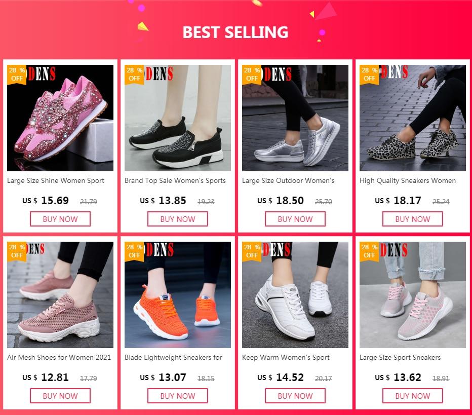 Big Size Women's Sports Shoes 2020 Warm Running Shoes Woman Soft Jogging Tennis Plush Women Sport Shoes Light Female Sneakers U9
