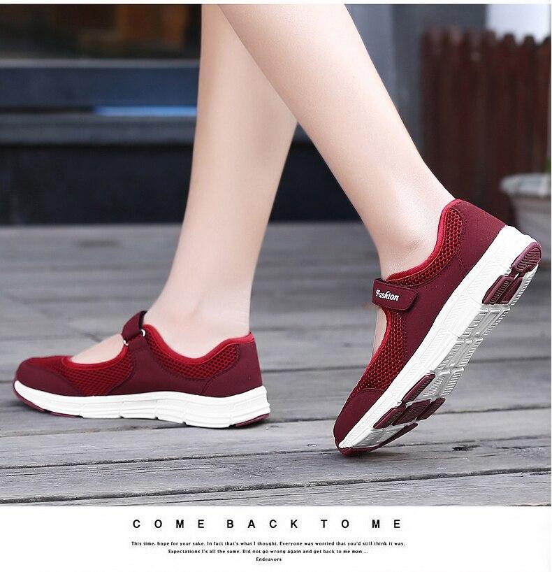 Running Shoes Women Sneakers Women's Autumn Lady Ladies Sport Shoes Sneakers Running Shoes Sports Shoes Ladies Flat Comfort