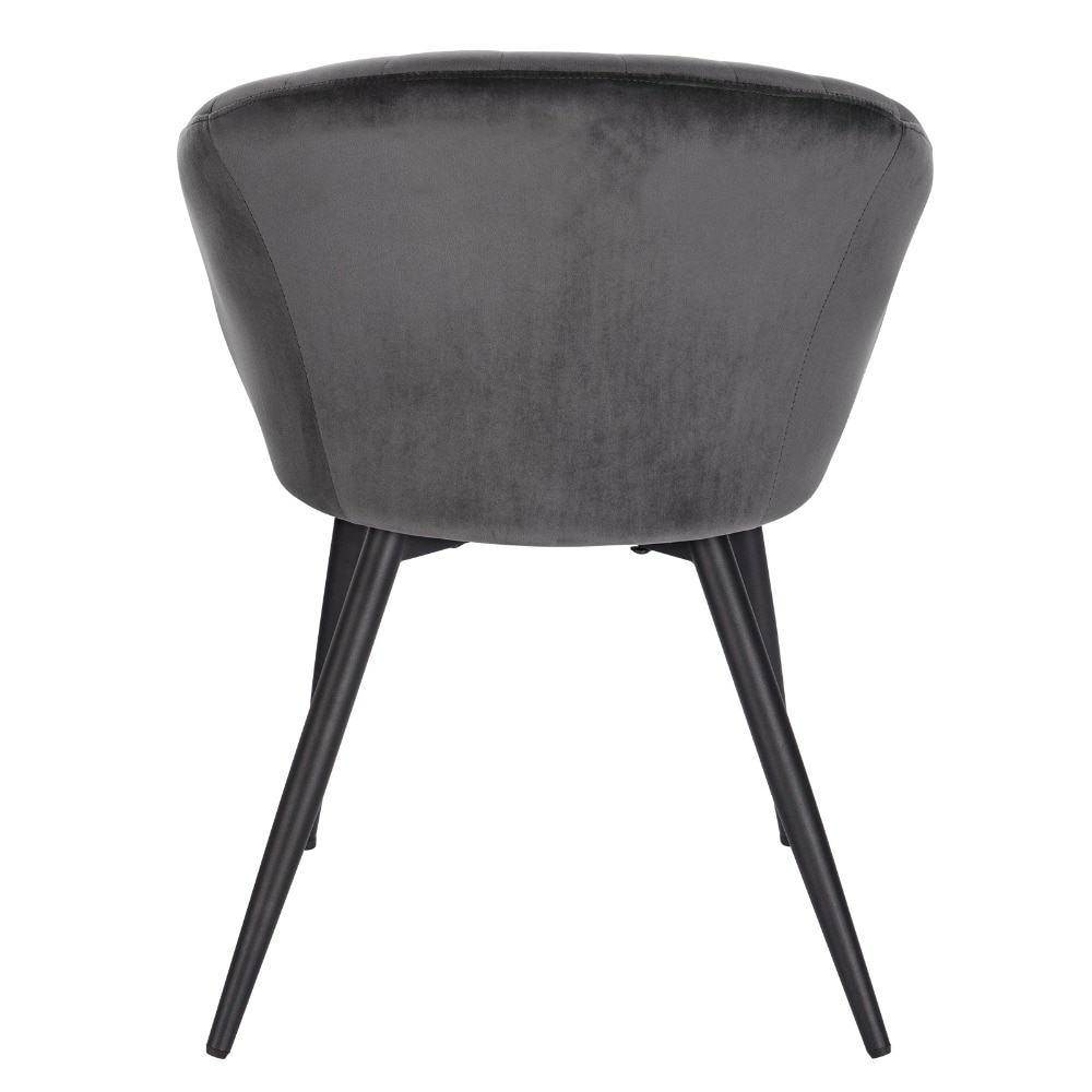1PC Living Room Dining Chairs Upholstered Chair Armchair with Armrests Backrest Kitchen Furniture Meubles Makeup Stool Home