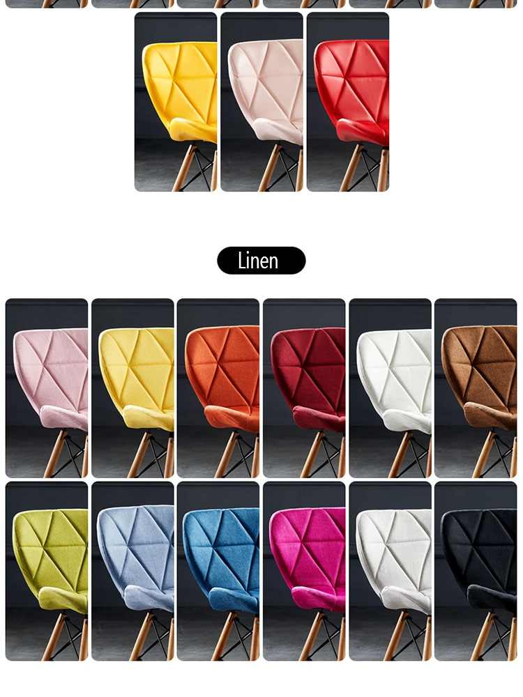 Dining chair bedroom home leisure simple stool discussion office dormitory chair beauty salon chair