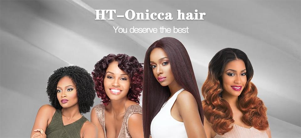 6 Pcs/Lot Curly Hair Bundles 8 Inch Ombre Brazilian Hair Weave Bundles Color 1B/2/4/30/33/99J/27 Human Hair Extension Remy