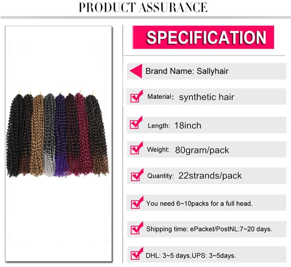 Sallyhair Passion Twist Crochet Braids Ombre Braiding Synthetic Hair Extensions Long  Twists Bulk Blonde Grey Hair Extension