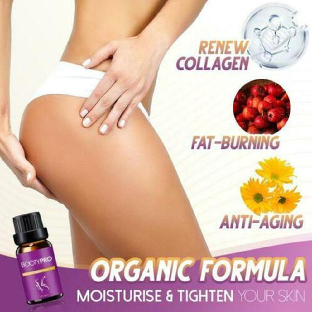 Hot Sale Hip Lift Butt Enlargement 100% Pure Natural Rose Fragrance Oil for Buttocks Up Massage Oil Body Care Essential Oil Butt